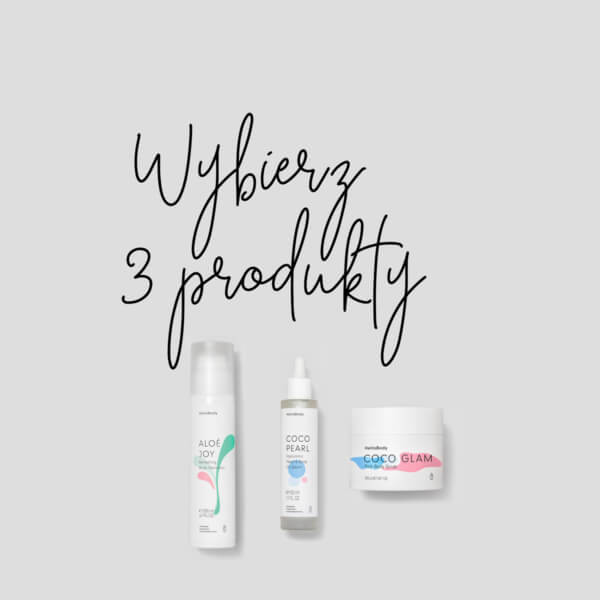 Create Your Own Set 3 Products Pl New