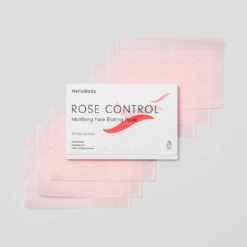 Rose Control Blotting Paper